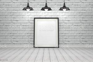 blank empty living frame istock apartment loft
