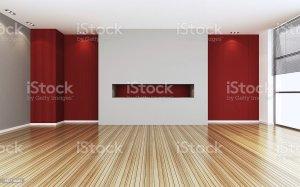 Empty Room Background Modern 1