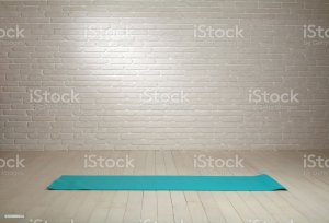 background empty floor wall brick wooden mat yoga studios melbourne spaces dreamstime cafes brunch moved crowd
