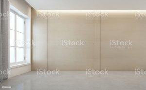 empty background wall floor modern wooden concrete freepik 3x3 casa premium calculate dark babiato request