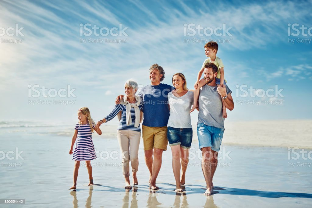 Family Vacation Goals Stock Photo Download Image Now Istock