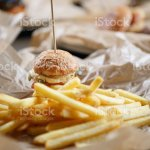 Fast Food Restaurant Menu Item Stock Photo Download Image Now Istock