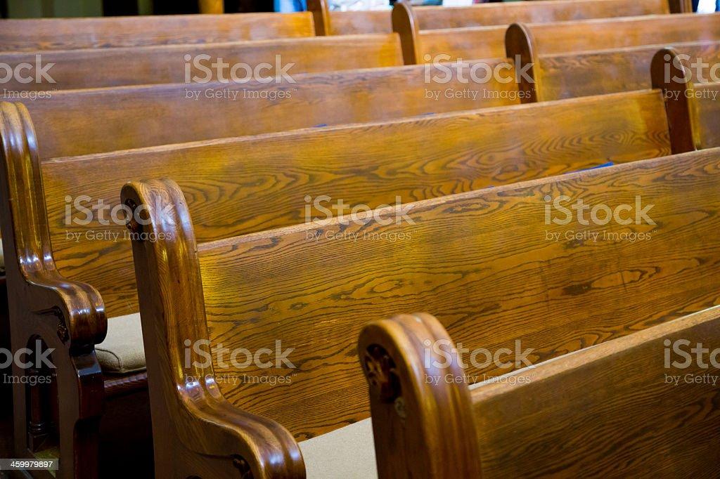 Kirchenbaenke Hochzeit t