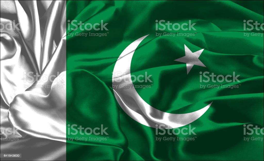 best pakistani flag stock