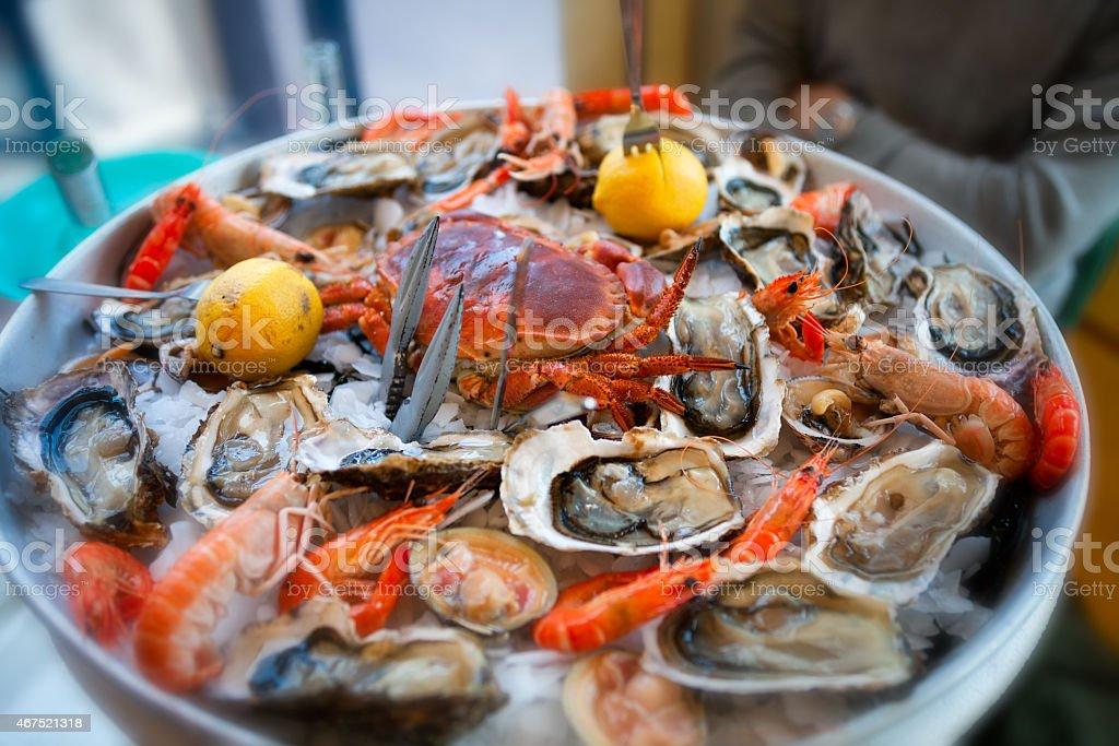 https www istockphoto com fr photos plateau fruits de mer