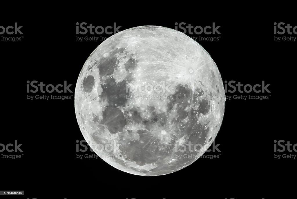best moon stock photos