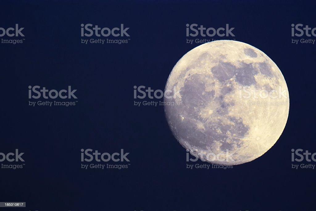 best full moon stock