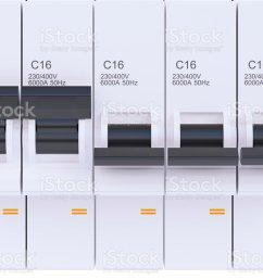 fuse box stock image  [ 1024 x 768 Pixel ]