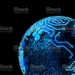 Future Technology Earth Global Communication And Data Transmission Network Big Data Technologycircuit Board Stock Photo Download Image Now Istock