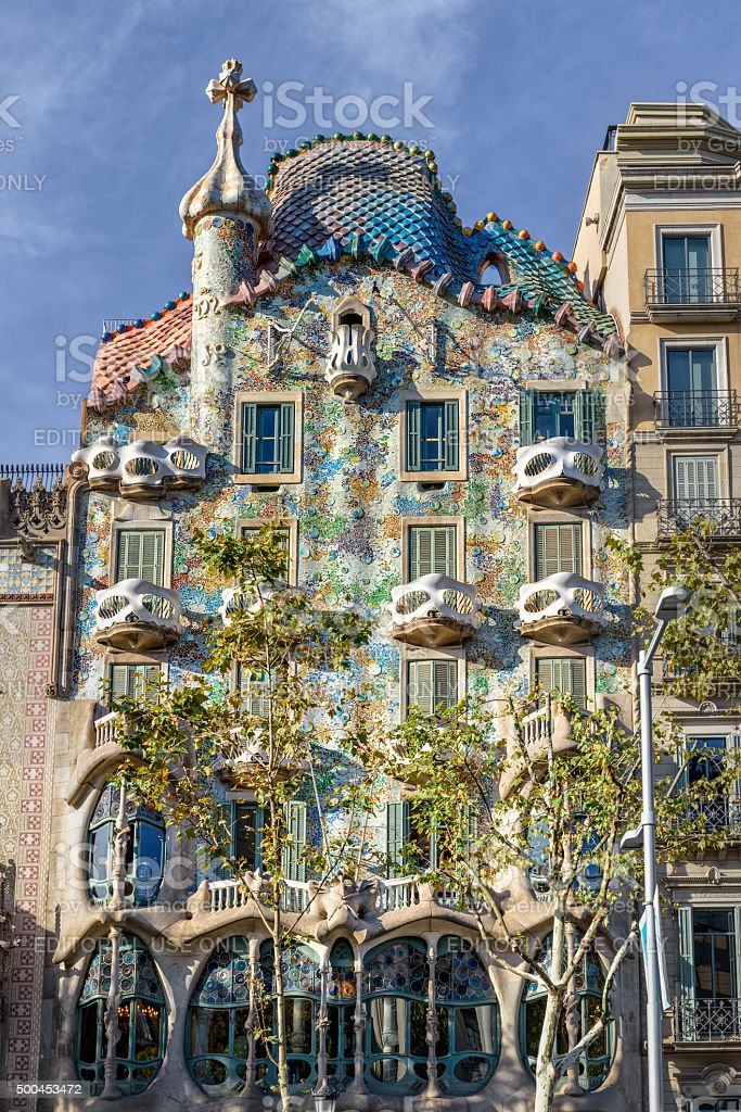 Royalty Free Casa Batllo Pictures Images and Stock Photos  iStock