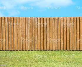 best wooden fence stock