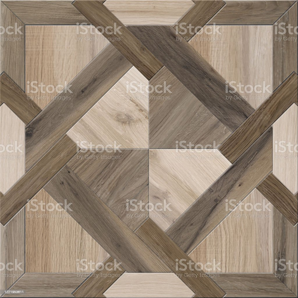 geometric pattern wooden floor and wall mosaic decor tile stock photo download image now istock