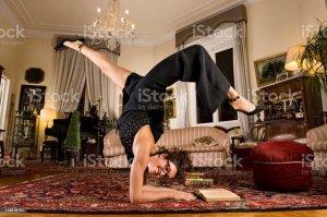 living upside down luxurious