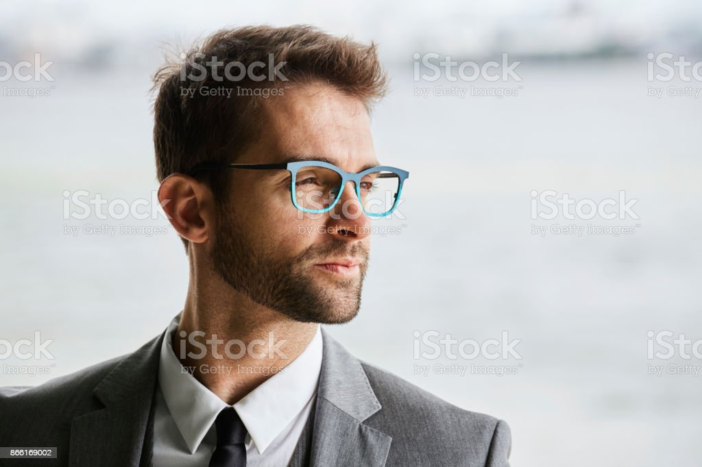 Glasses Business Guy Stock Photo Download Image Now Istock
