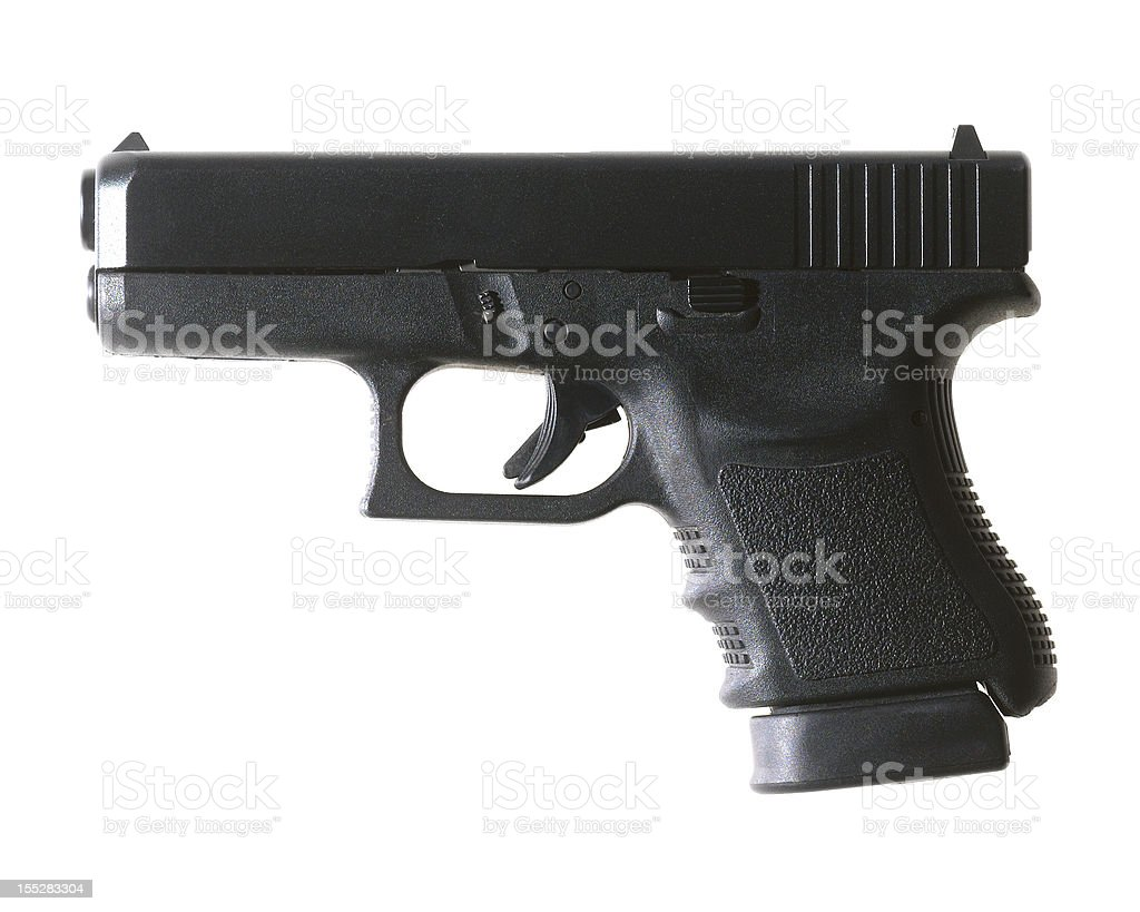glock 45mm stock photo