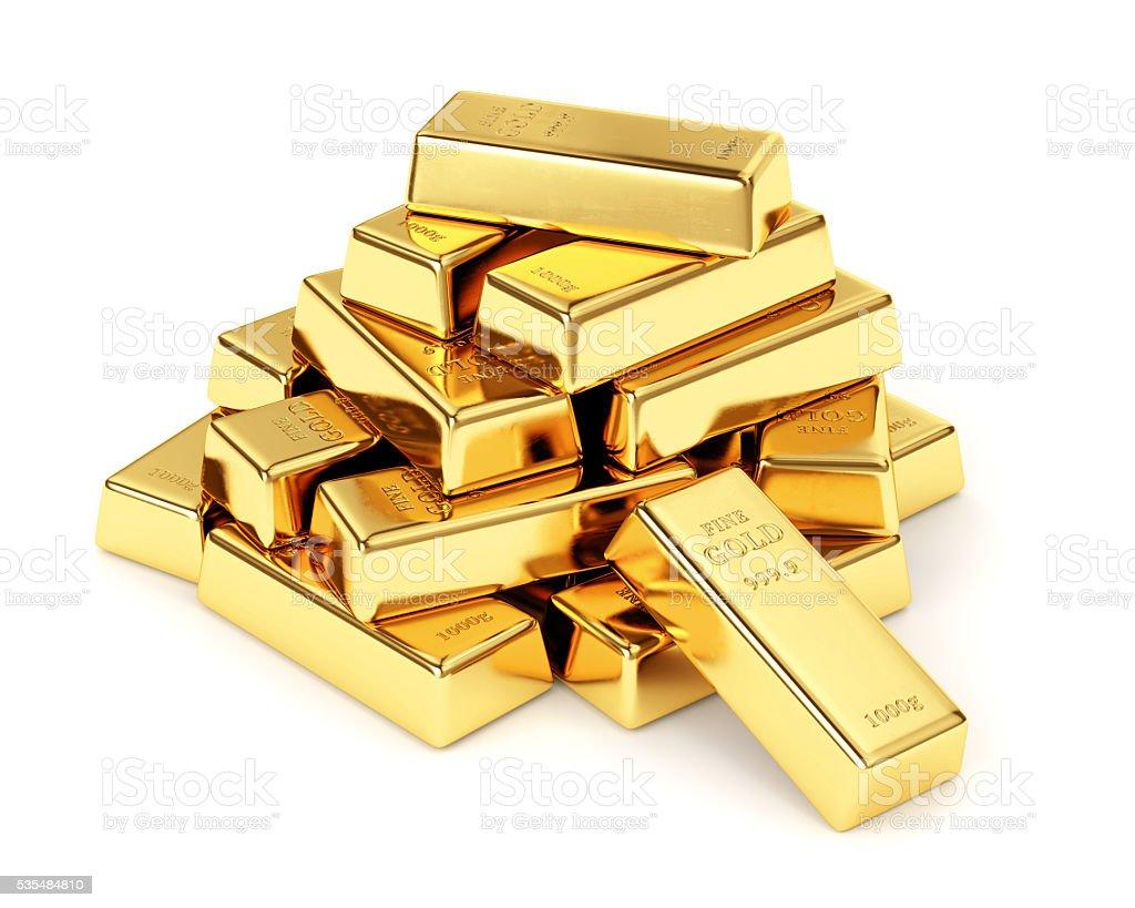 best gold bars stock