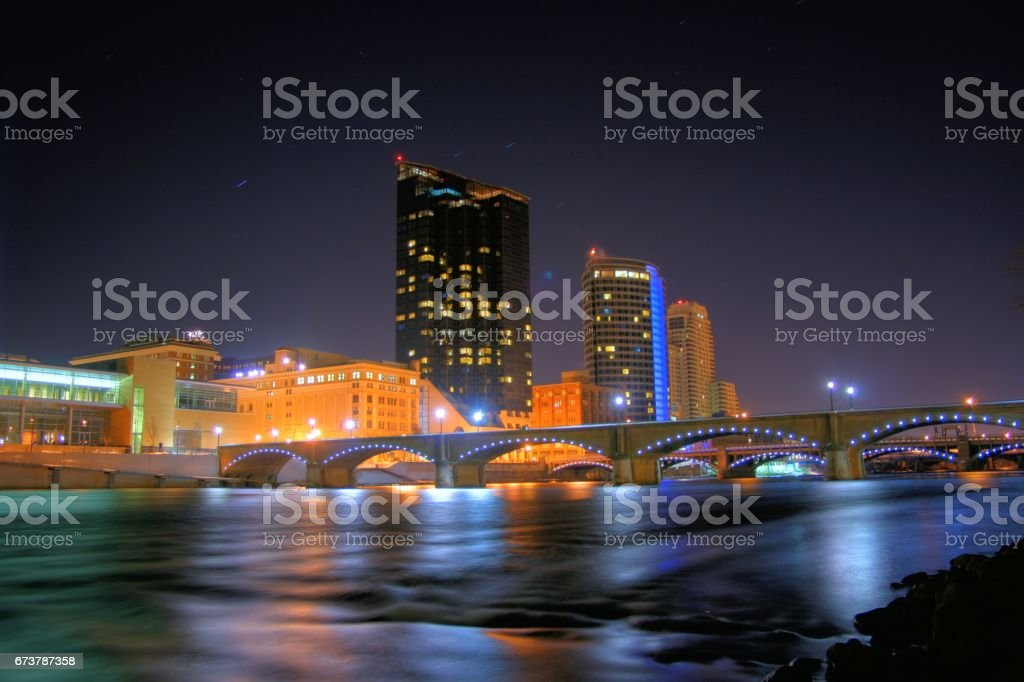 Grand Rapids Mi Stock Photo - Download Image Now - iStock