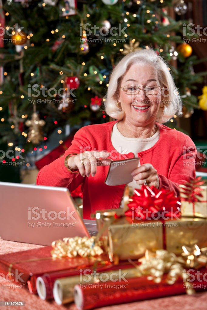 Online Shopping Christmas Gifts