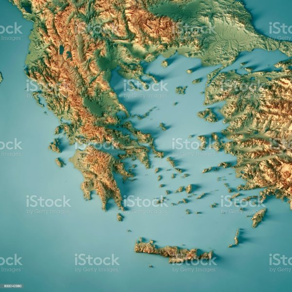Topographic Map Of Ancient Greece.20 Landforms Of Ancient Greece Pictures And Ideas On Meta Networks