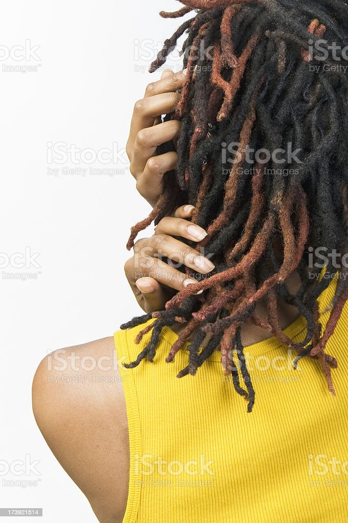 Hair Dread Style Stock Photo  More Pictures of 2024