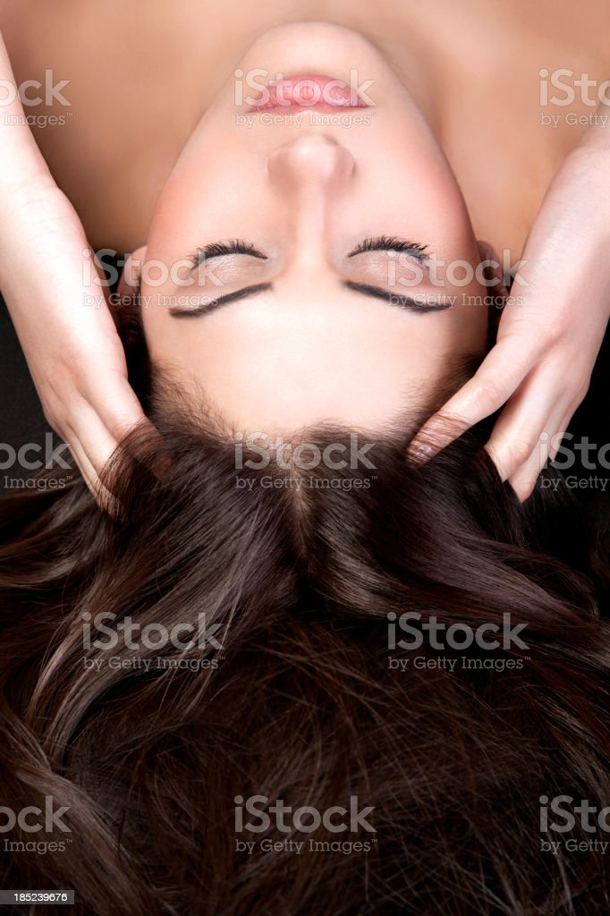 Hair Treatment Stock Photo  More Pictures of Adult  iStock