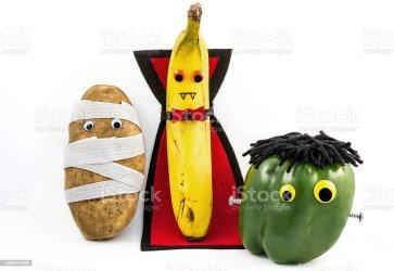 Halloween Food Monsters Stock Photo Download Image Now iStock
