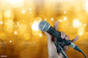 Karaoke Room Background 2
