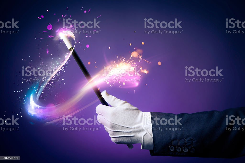 best magic wand stock