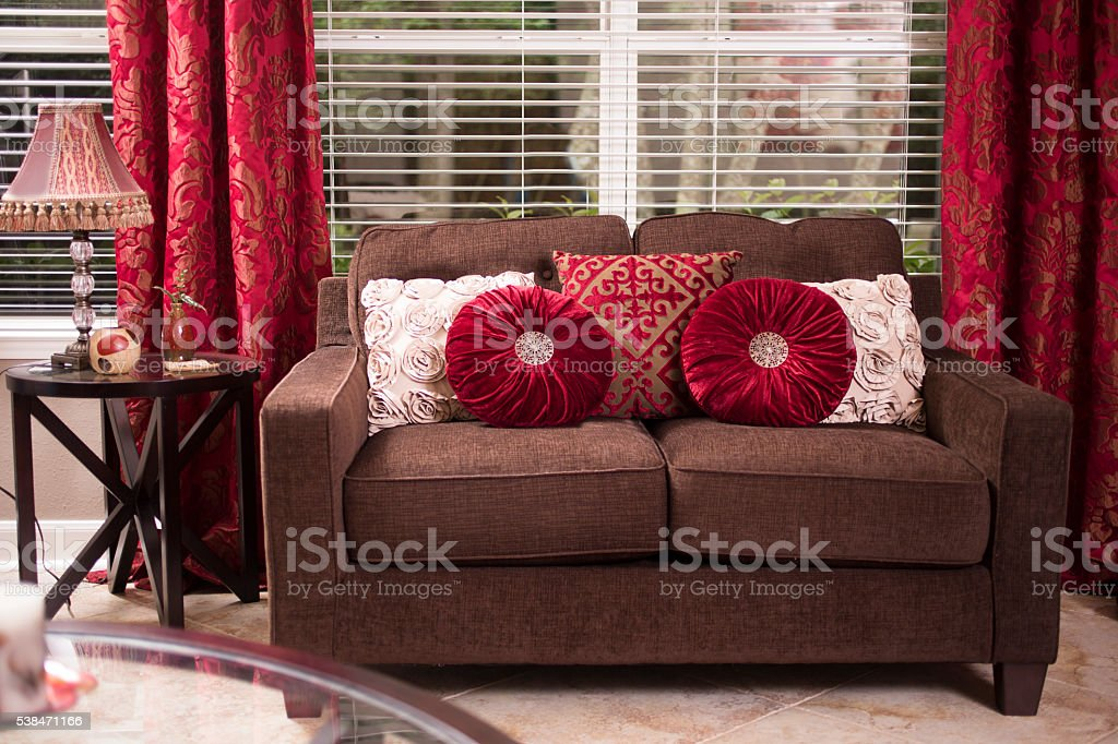 https www istockphoto com photo home decor living room sofa and pillows window curtains gm538471166 95755017