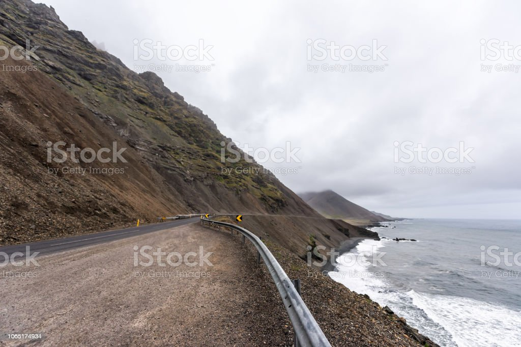 iceland mountains landscape view