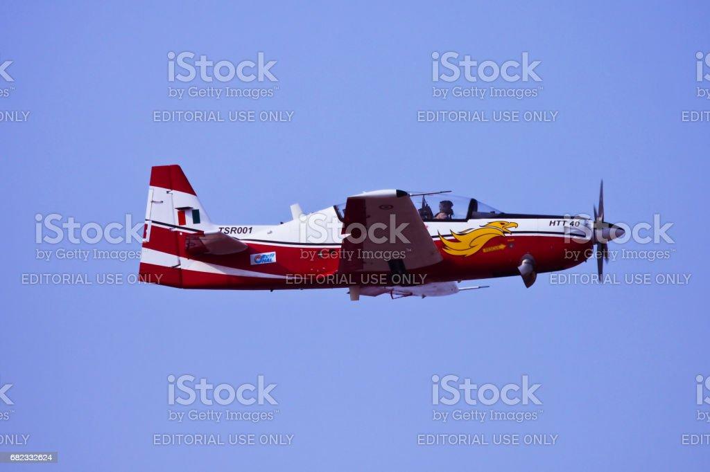 indian air force htt40
