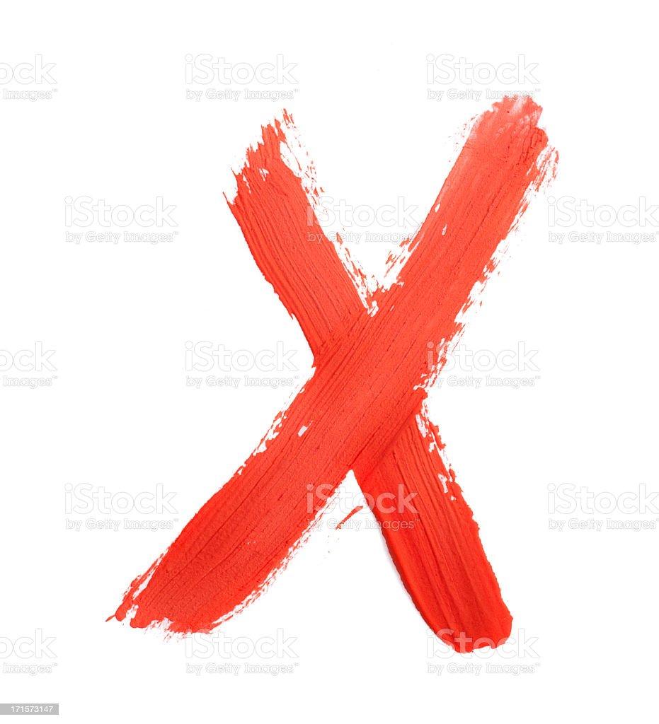best letter x stock