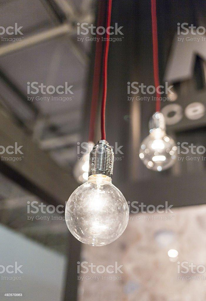 interesting light bulbs chandelier