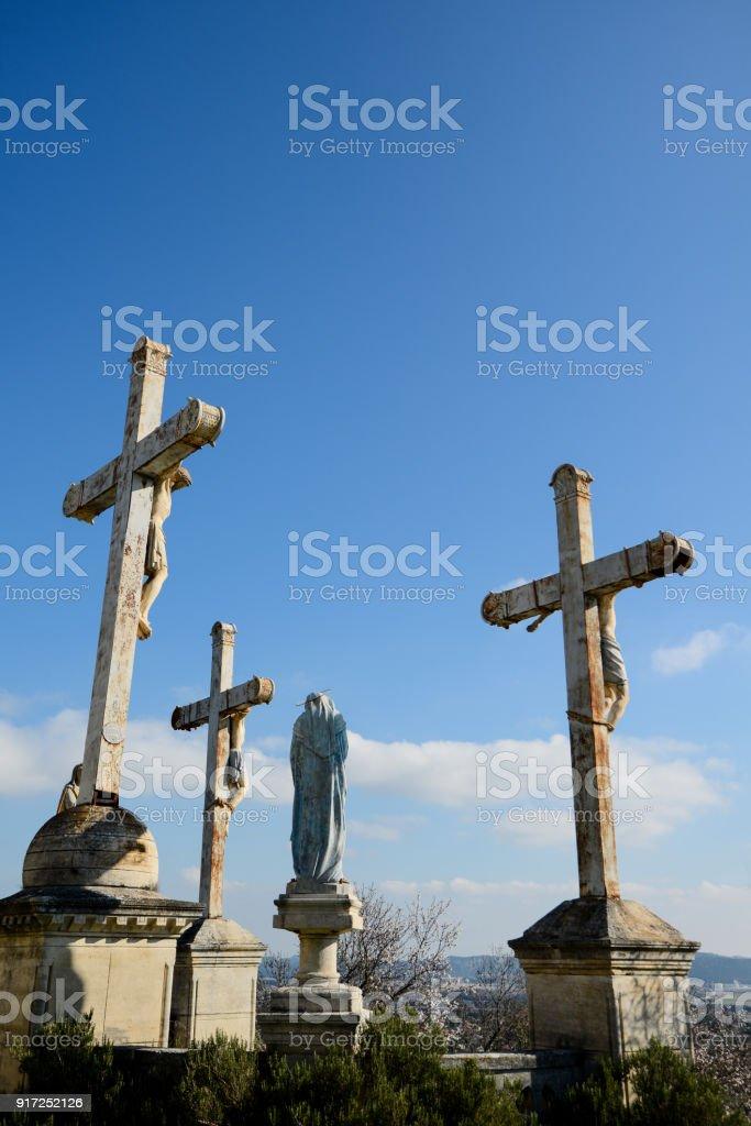 jesus christ cross calvary