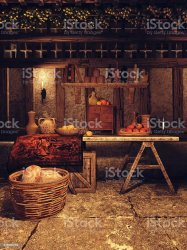 959 Kitchen Medieval Stock Photos Pictures & Royalty Free Images iStock