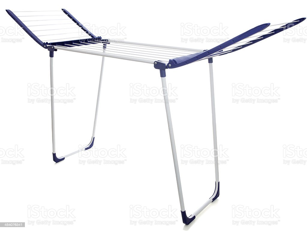 https www istockphoto com photo laundry clothes drying rack gm454076341 30304664