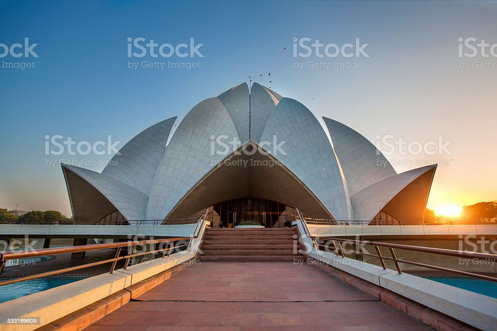 best lotus temple new