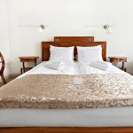Luxurious Modern Bedroom Interior With Twin Bed Stock Photo Download Image Now Istock