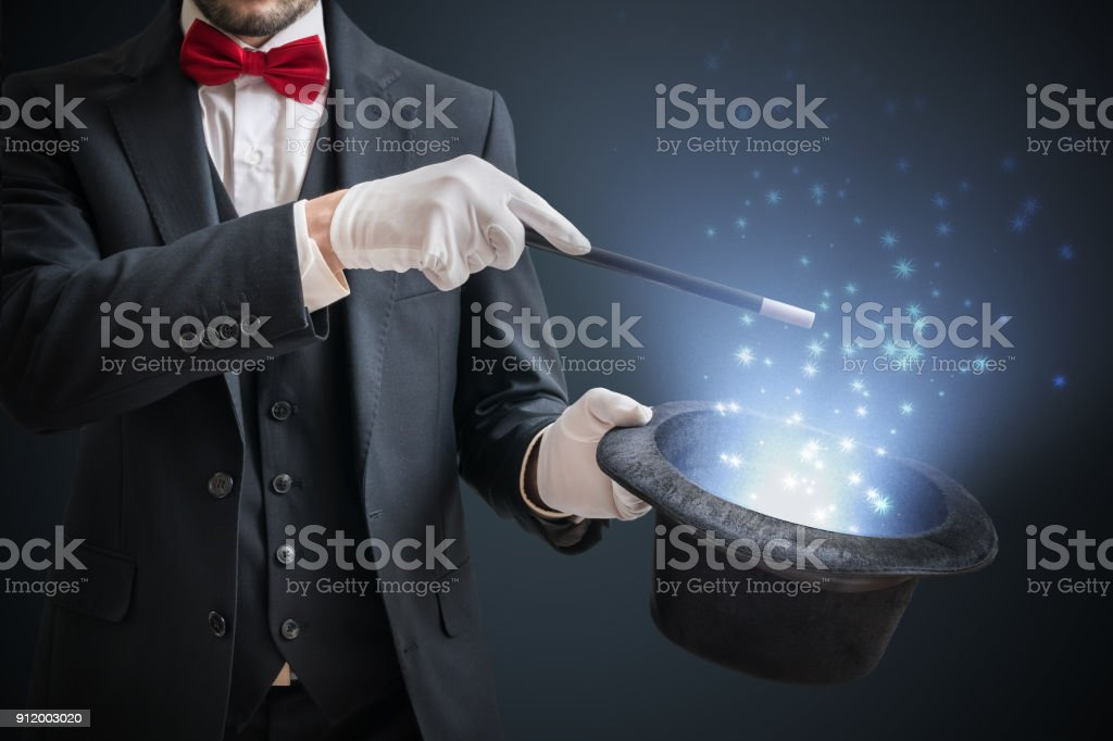 best magic stock photos
