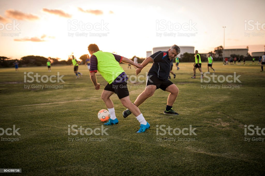 Making A Tackle Stock Photo - Download Image Now - iStock