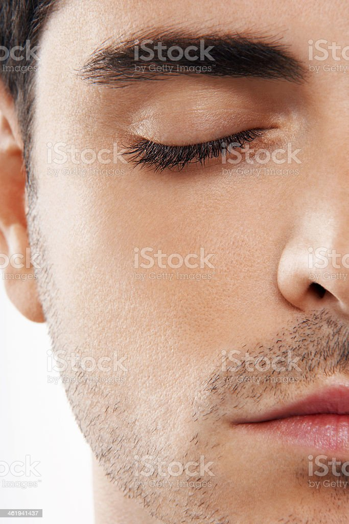 best mens eyelashes stock