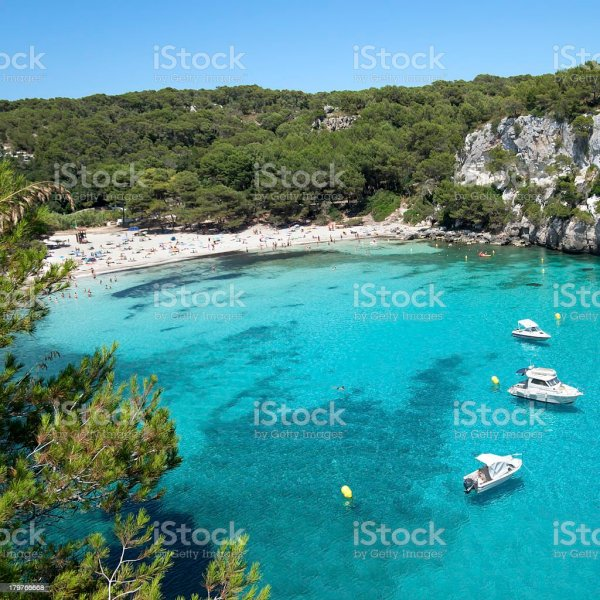 Mediterranean Bay Stock Photo - Download Image Now - iStock