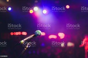 Karaoke Room Background 1