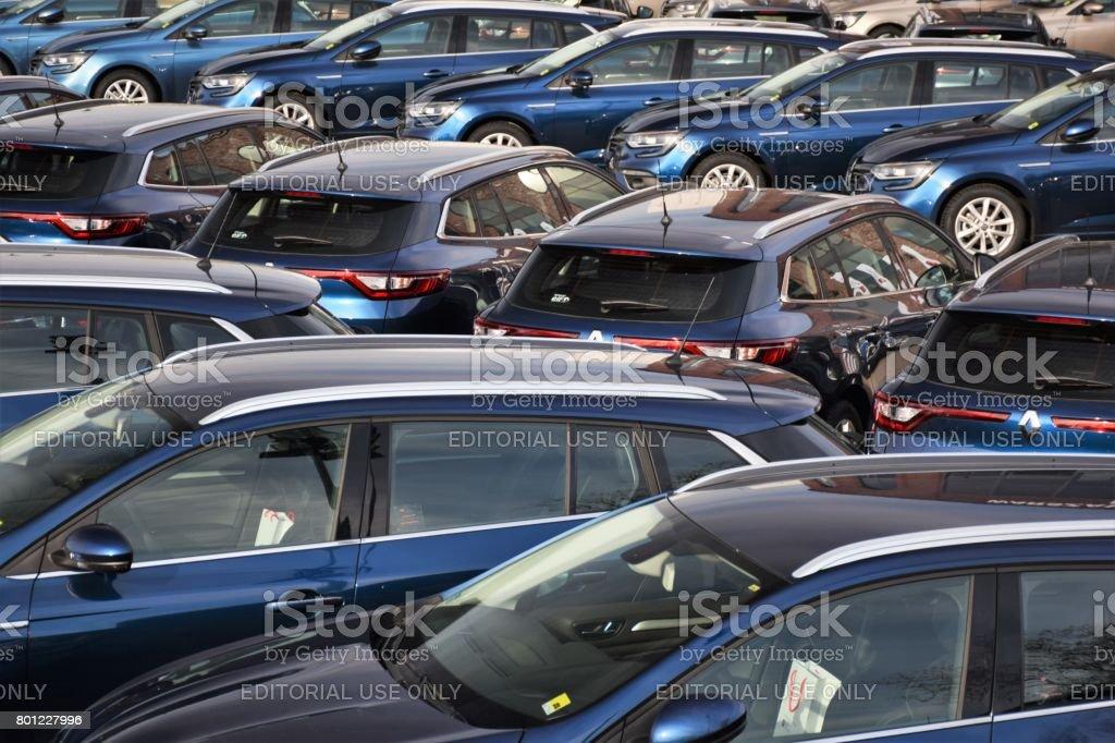 foto de carros modernos