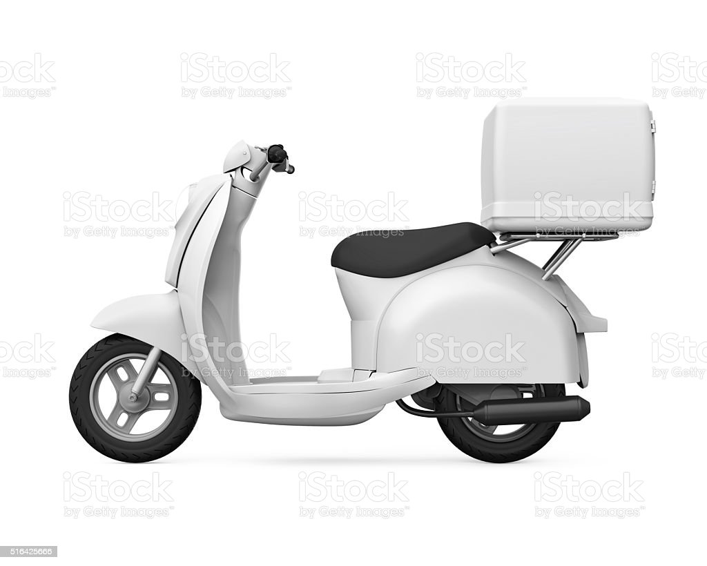 Download 5 psd mockups bike ride. Motorcycle Delivery Box Stock Photo Download Image Now Istock
