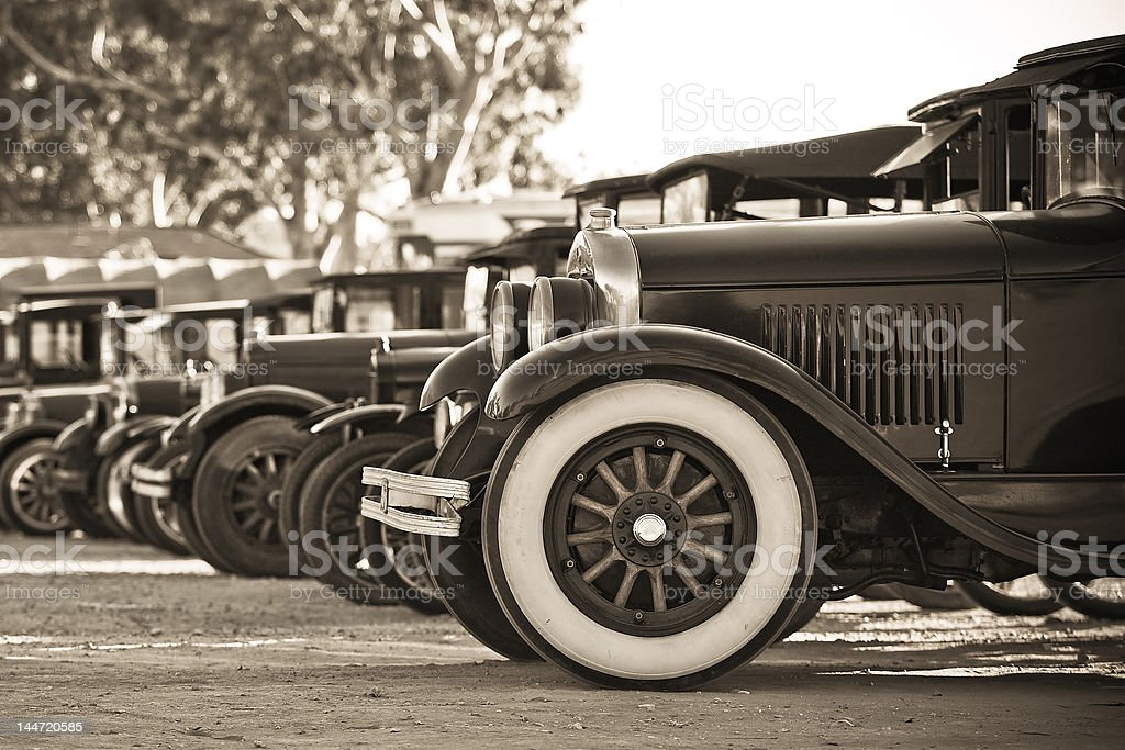 best old car stock
