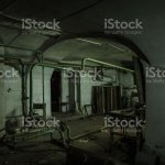 Old Creepy Basement Of Abandoned Asylum Old Rotten Boiler Heating Pipes Stock Photo Download Image Now Istock