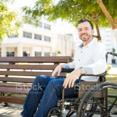 Wheelchair Man Chairs For Living Room Royalty Free In Pictures Images And Stock Photos Optimistic A Photo