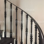 Ornate Curved Staircase Stock Photo Download Image Now Istock