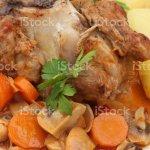 Osso Bucco Rezept Fur Gourmetkuche Stockfoto Und Mehr Bilder Von Champignon Speisepilz Istock